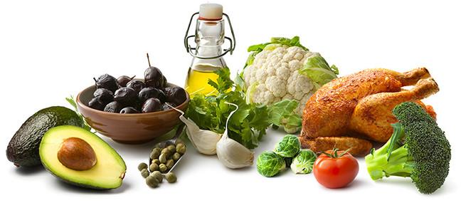 low carb high fat mad til vægttab