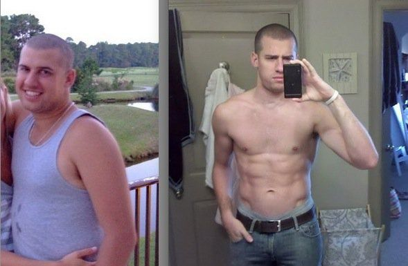 paleo transformation pictures