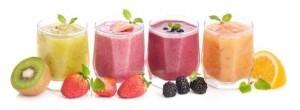 frugt juice opskrift