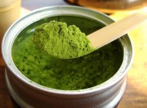 grøn te ekstrakt