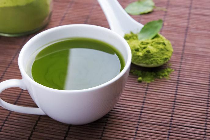 grøn te fordele