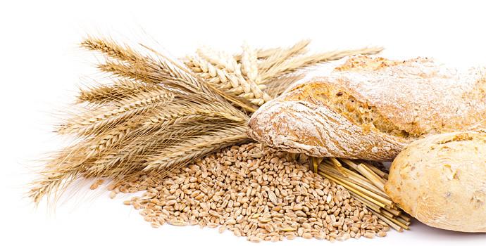 brød og hvede