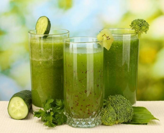 vægttab med friskpresset juice