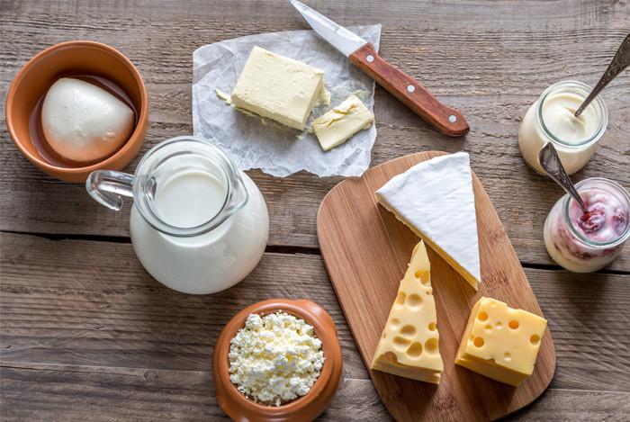 dairy-various