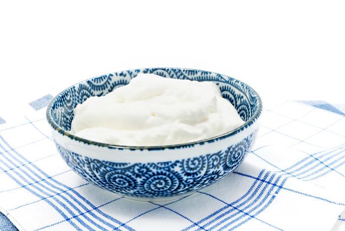 græsk yogurt og skyr
