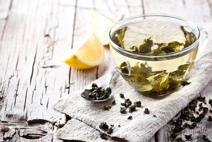 grøn te til miste love handels