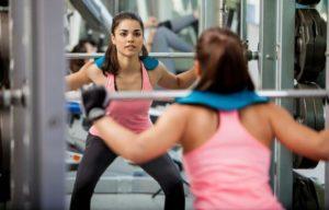 tab dig med træning