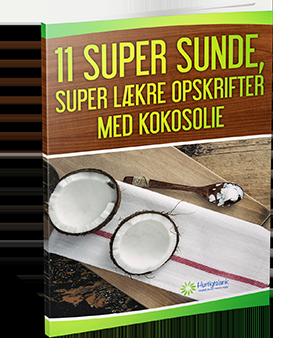 11 super sunde, super lækre opskrifter med kokosolie