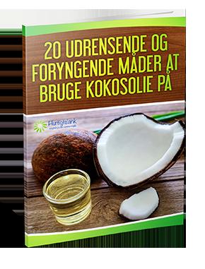 20 udrensende og foryngende måder at bruge kokosolie på