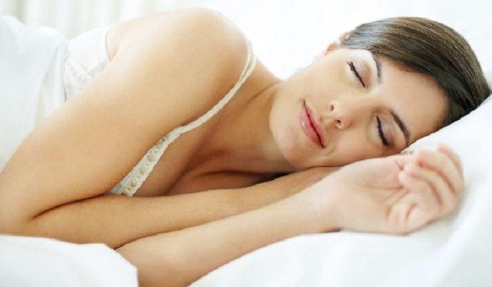 god søvn og vægttab