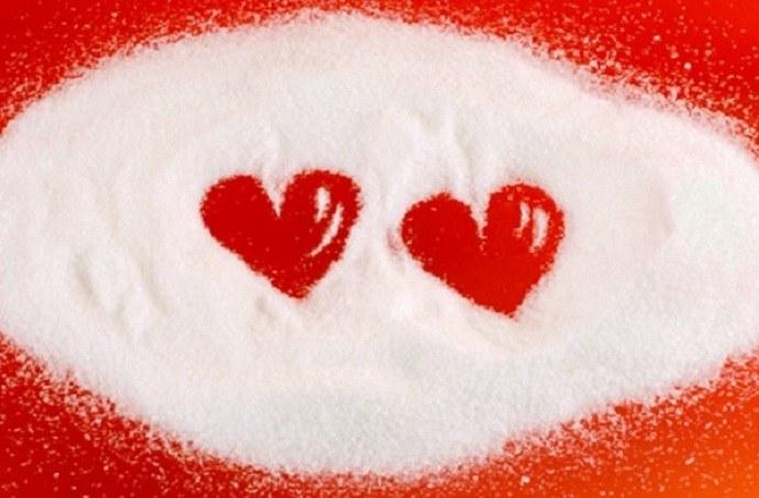 rørsukker hjertesundhed
