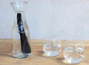 vand filtrering med aktivt kul apotek