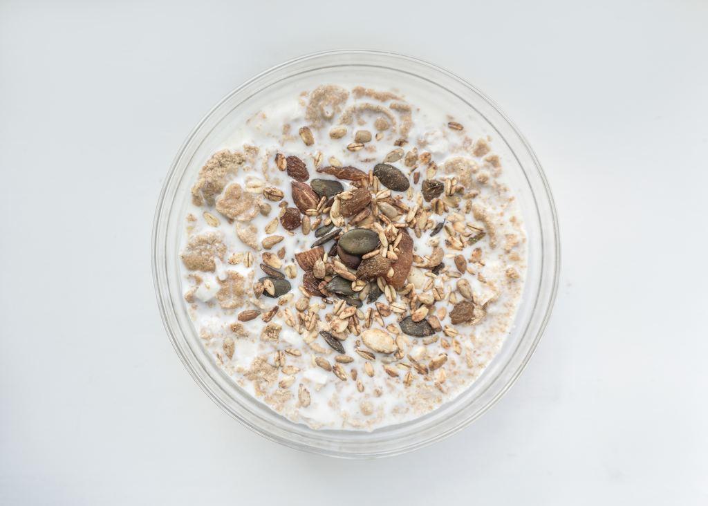 put proteinpulver i din havregrød