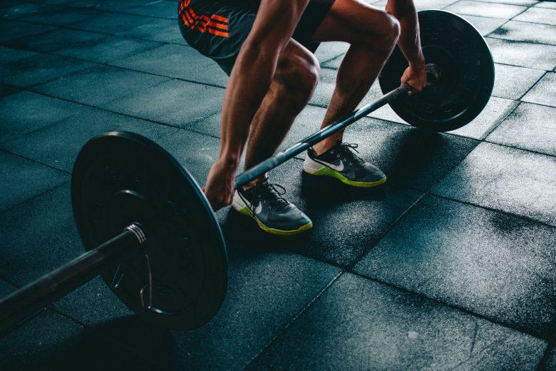 tag muskler på med proteinpulver