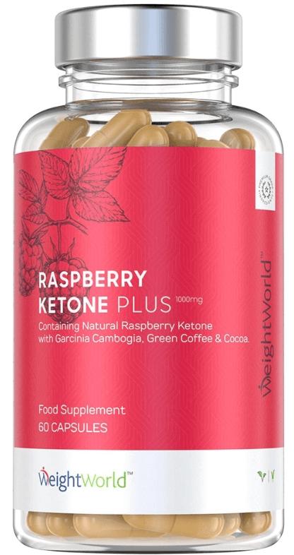 Raspberry plus slankepiller